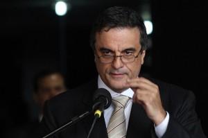 Corrupção e crime organizado estão entre os desafios de Cardozo