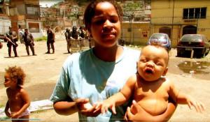 Foto: Página do Face Black Bloc Rio