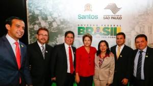 Foto: http://www2.planalto.gov.br/centrais-de-conteudos/imagens/anuncio-de-investimentos-do-pac2-mobilidade-urbana-para-a-regiao-metropolitana-da-baixada-santista